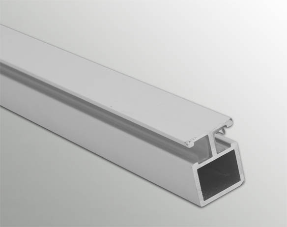 Aluminum Profile for Mid Partition GW-M-003 High Gloss Finish 3 Mtr.